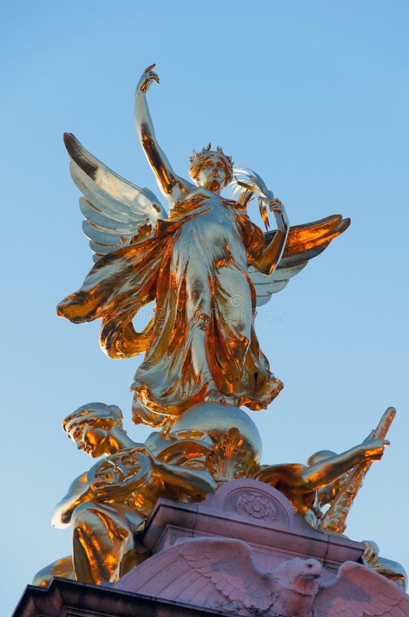Victoria Memorial imagen de archivo