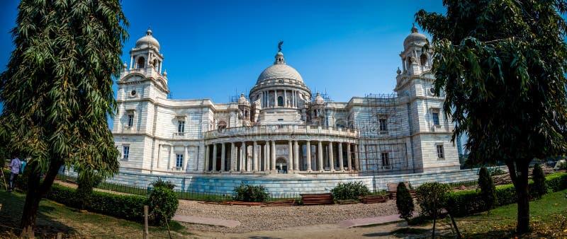 Victoria Memorial imagem de stock royalty free
