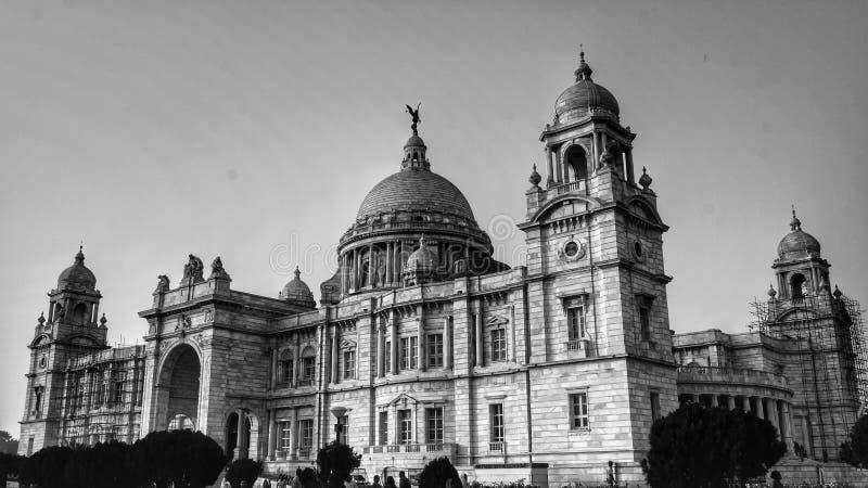 Victoria Memorial image libre de droits