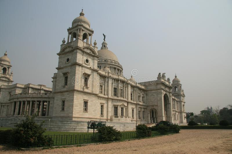 Victoria Memorial Kolkata photo stock