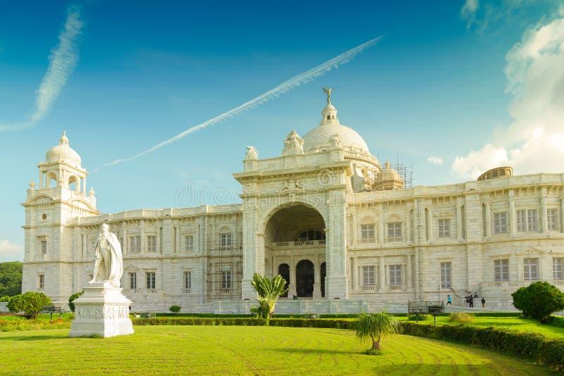 Victoria Memorial, Kolkata stock image
