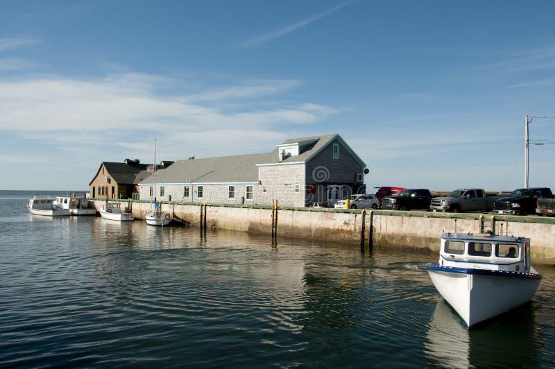 Victoria - prince Edward Island image libre de droits