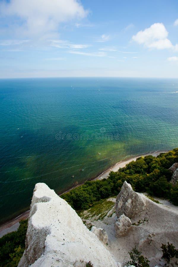 Victoria Rock - ö av Rugen royaltyfria bilder