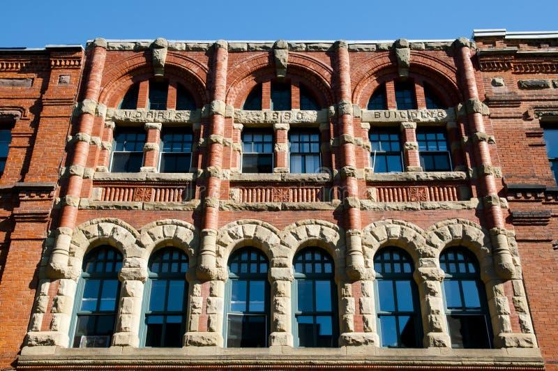 Victoria Row Building lizenzfreies stockbild