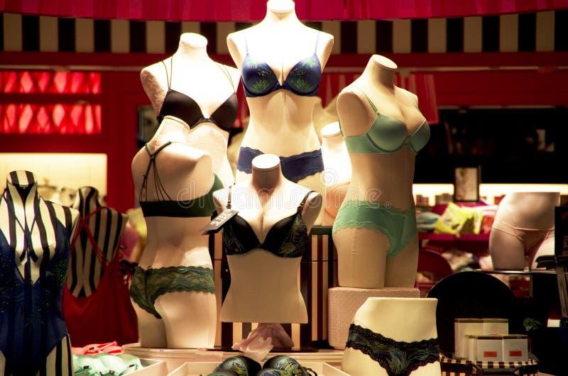 Victoria Secret store royalty free stock photos