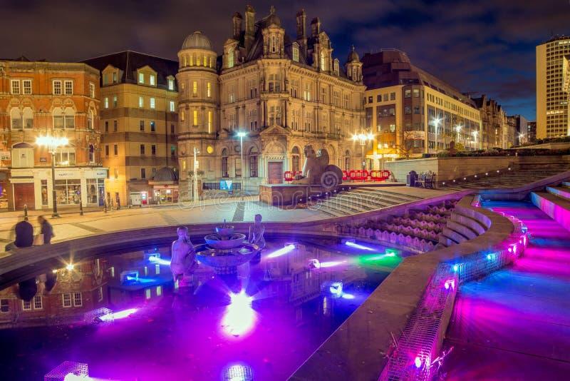 Victoria Square Birmingham City images stock