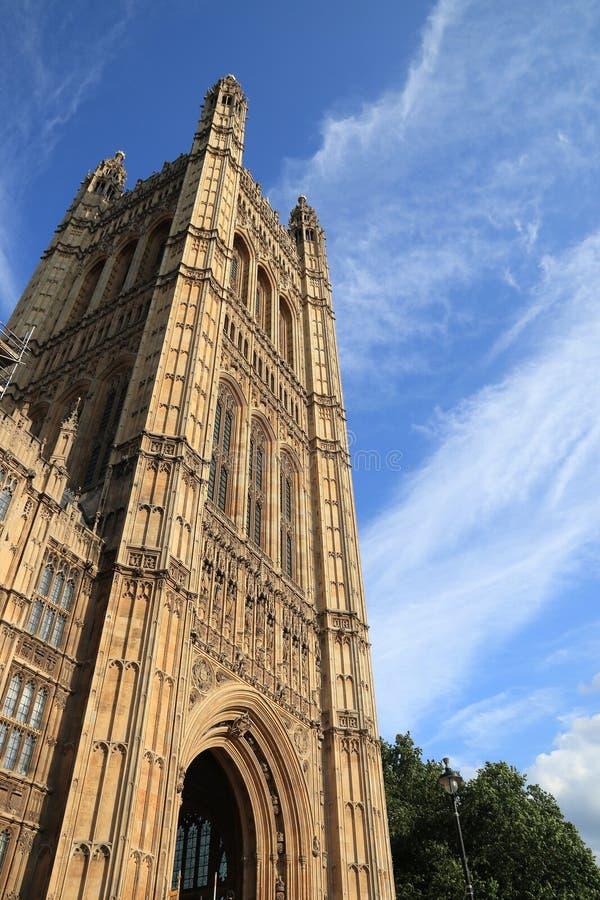 Victoria Tower fotografía de archivo