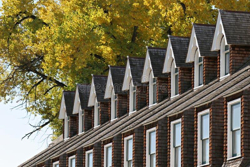 Download Victoriaanse architectuur stock afbeelding. Afbeelding bestaande uit vensters - 295191