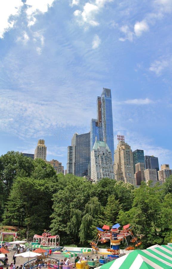 Download Victoriaanse Tuinen, Central Park Redactionele Fotografie - Afbeelding bestaande uit aantrekkelijkheden, excursie: 54083262