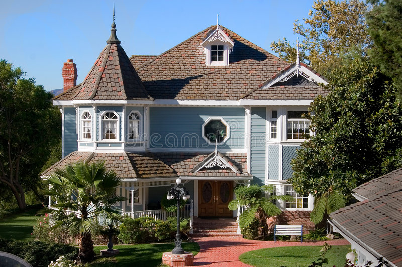 Victorian. Style home