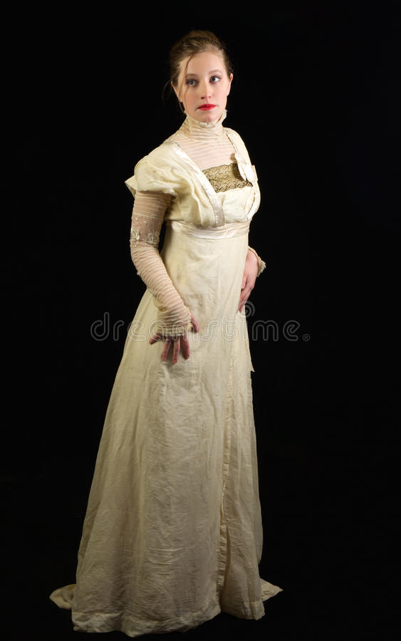 Victorian royalty free stock image
