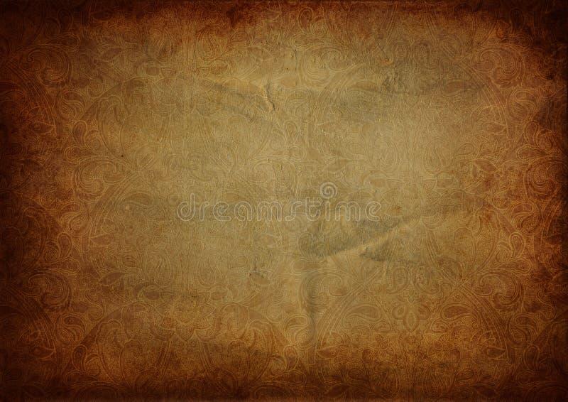 Victorian achtergrond van Grunge stock afbeeldingen