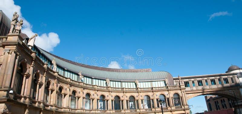 Victorian architecture at harrogate stock photos
