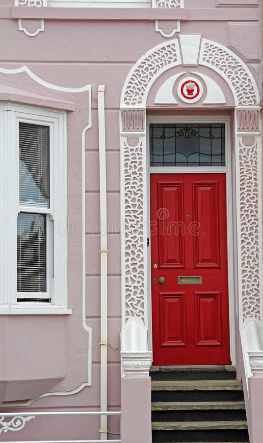 Free Victorian Architecture Homes Stock Photography - 92984792