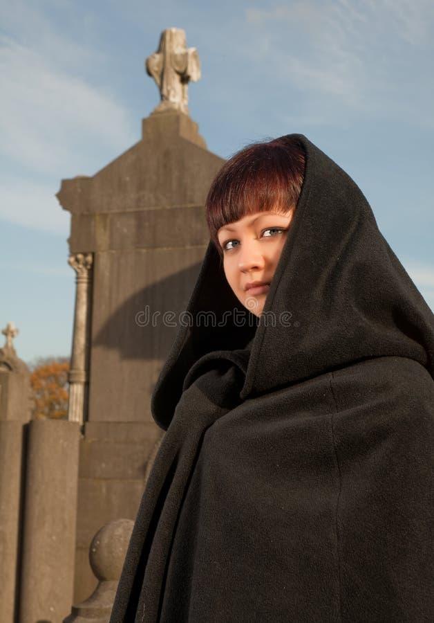 Victorian cape stock image