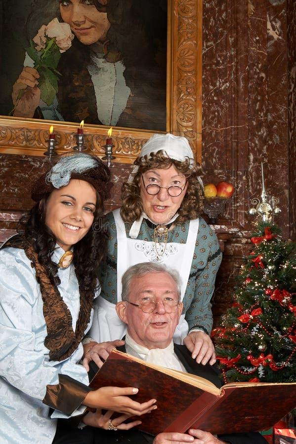 Download Victorian christmas carols stock image. Image of nostalgic - 10813291