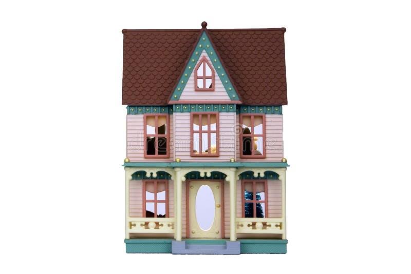 Victorian cor-de-rosa imagens de stock