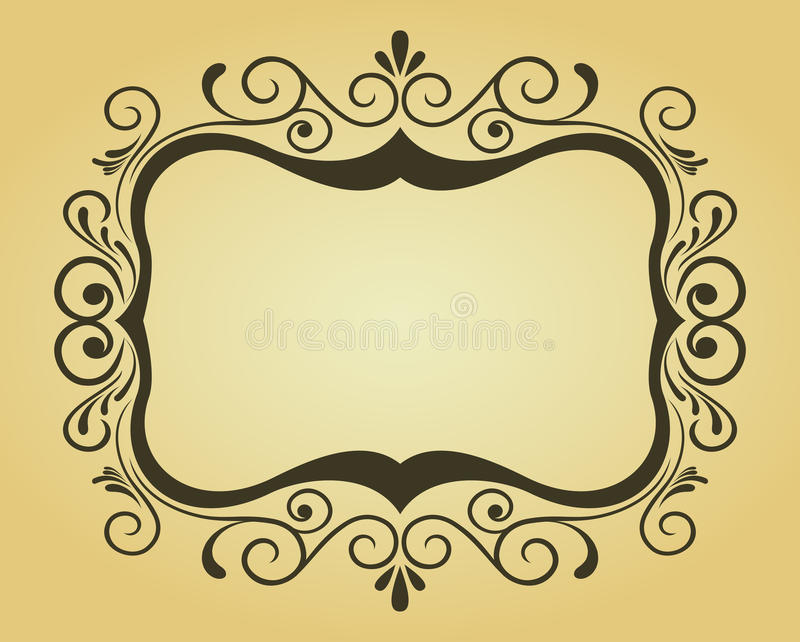 victorian frame design. Download Victorian Frame For Design Stock Vector. Illustration Of Decorative - 13193142 Dreamstime.com