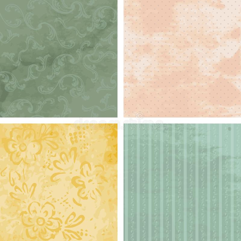 Download Victorian Grunge Backgrounds Stock Vector - Image: 21153492