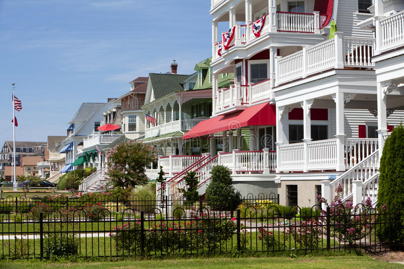 Download Victorian Homes stock photo. Image of lawn, estate, community - 16820534