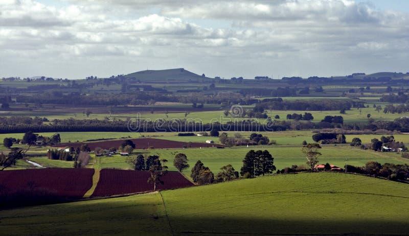 Victorian Landscape stock images