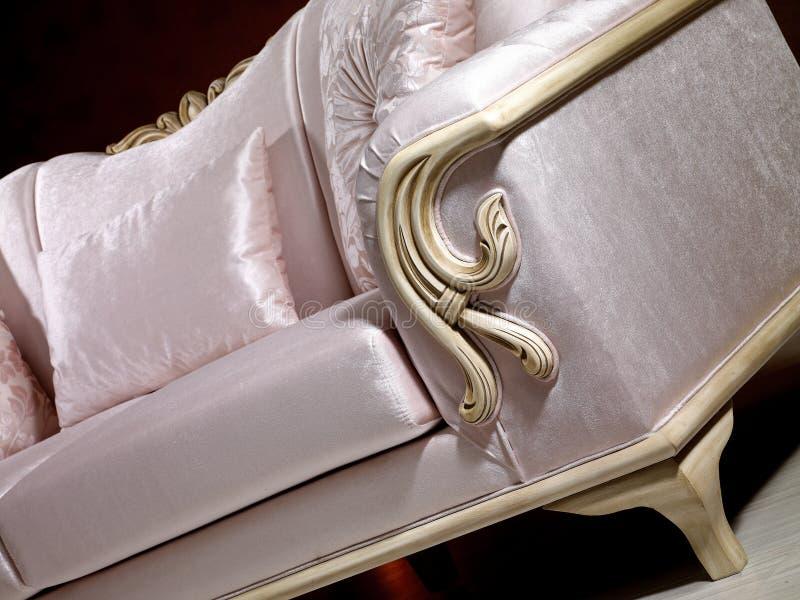 Victorian Sofa stock photos