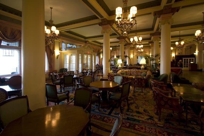 Victorian Style Restaurant Royalty Free Stock Photo