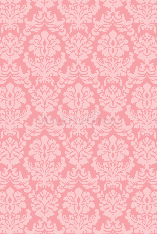 Download Victorian Wallpaper New Color Stock Vector - Image: 2541616