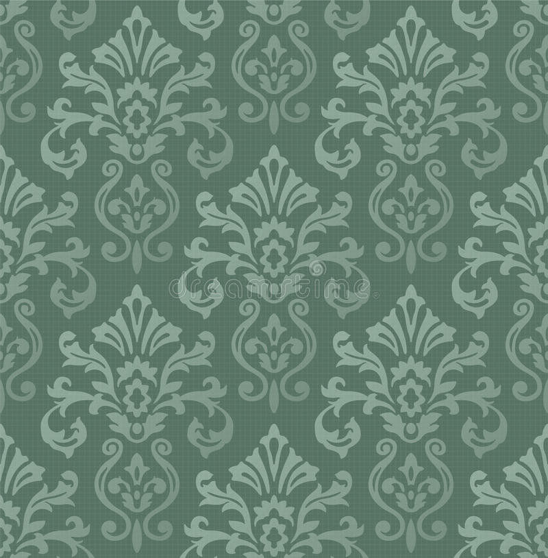 Victorian Wallpaper Tiled Image