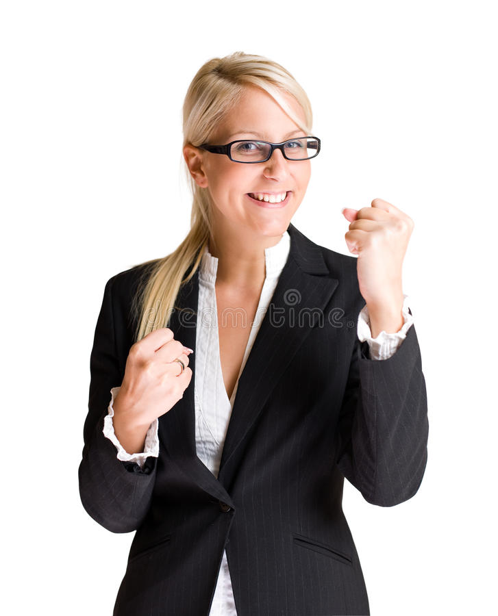 Download Victorious. stock image. Image of looking, half, formal - 21513929
