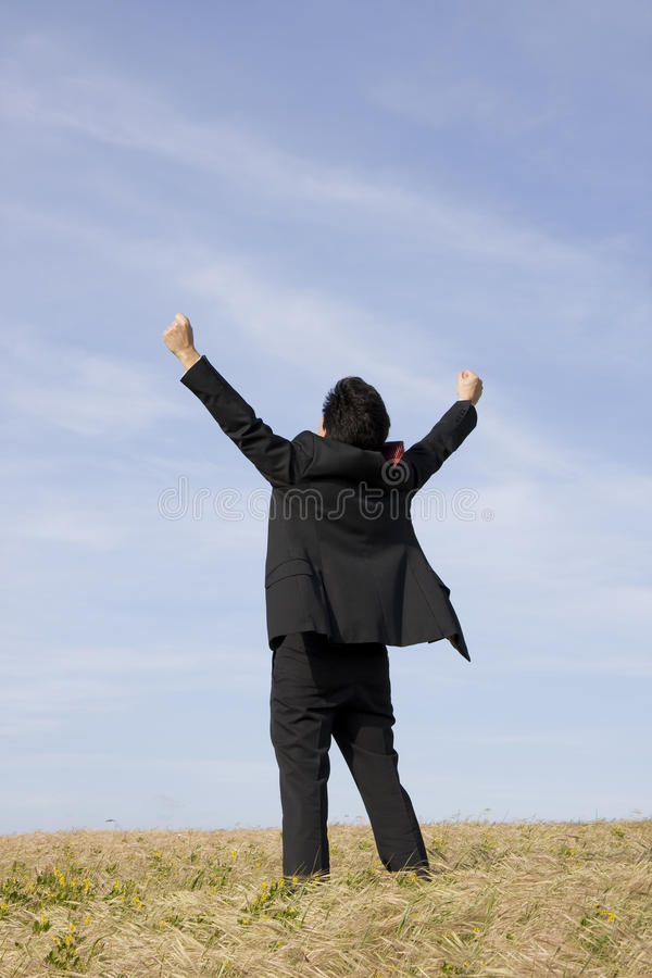 Victory Royalty Free Stock Photography