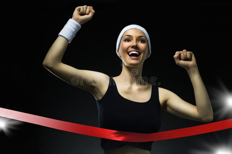 Download Victory stock photo. Image of energy, person, motion - 19094270
