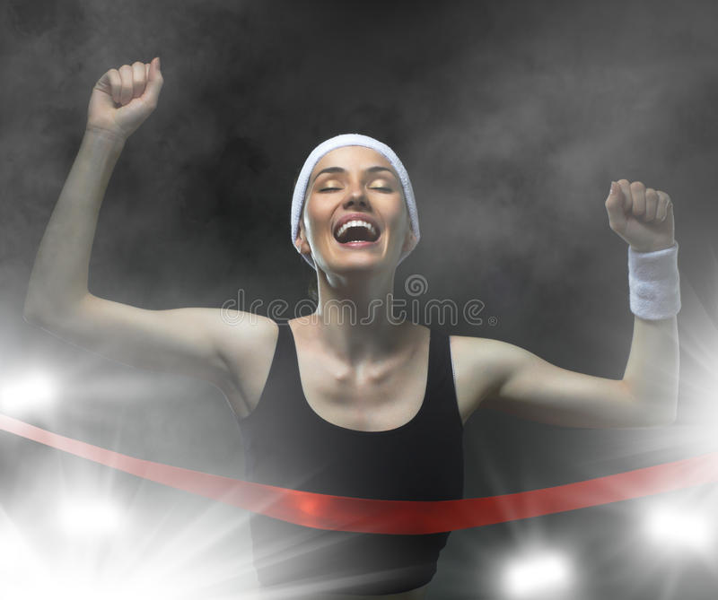Download Victory stock image. Image of athlete, happy, activity - 19296313