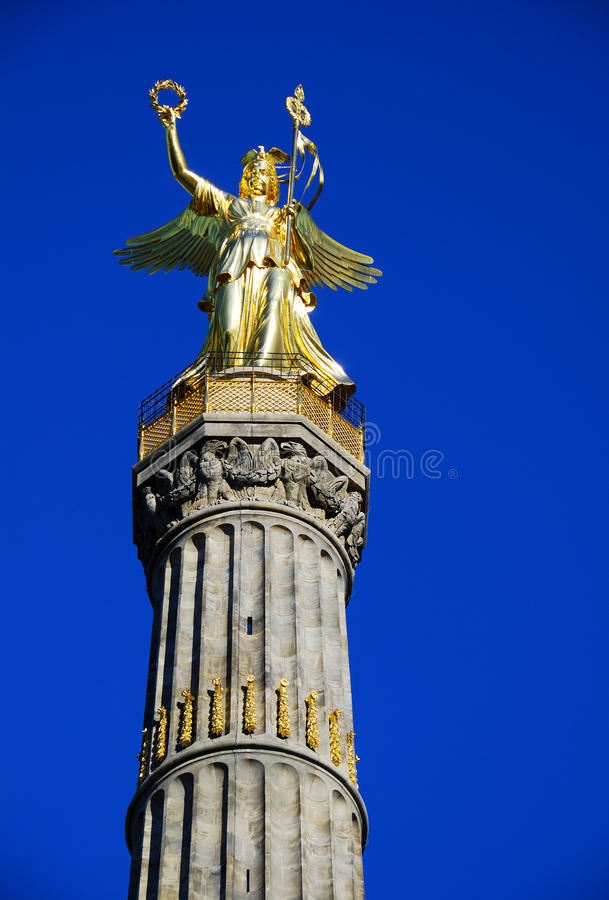 Download Victory column stock photo. Image of germany, column - 24813896