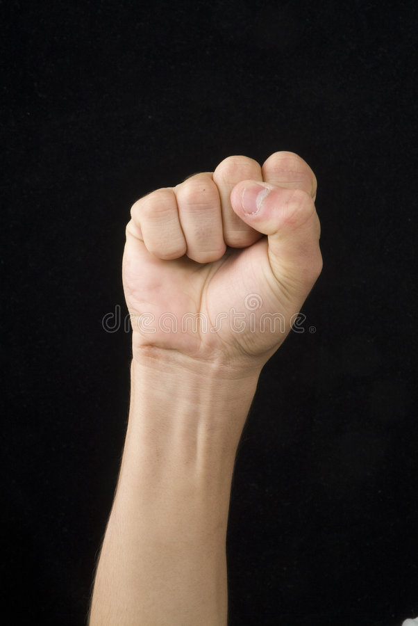 Download Victory Hand Signal Stock Photo - Image: 6361640