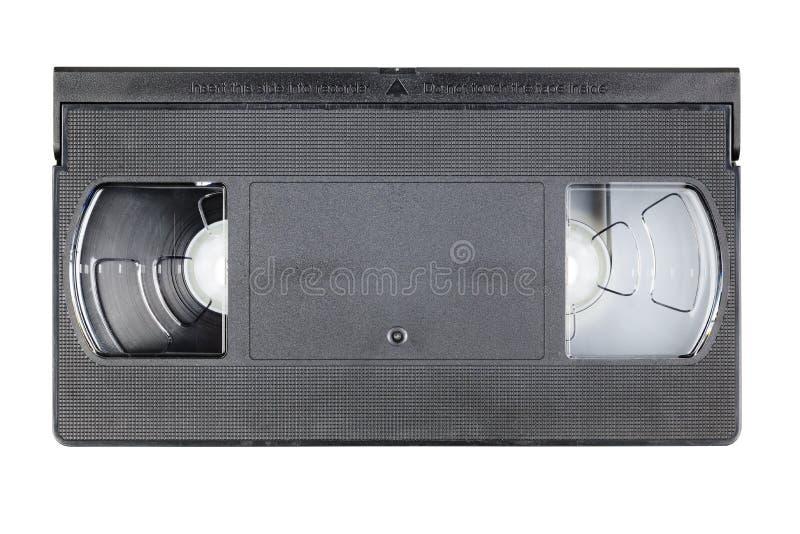vidéo d'isolement par cassette images stock