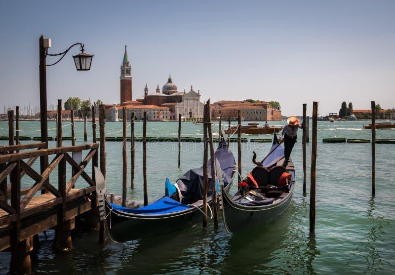 Vida cotidiana veneciana fotos de archivo