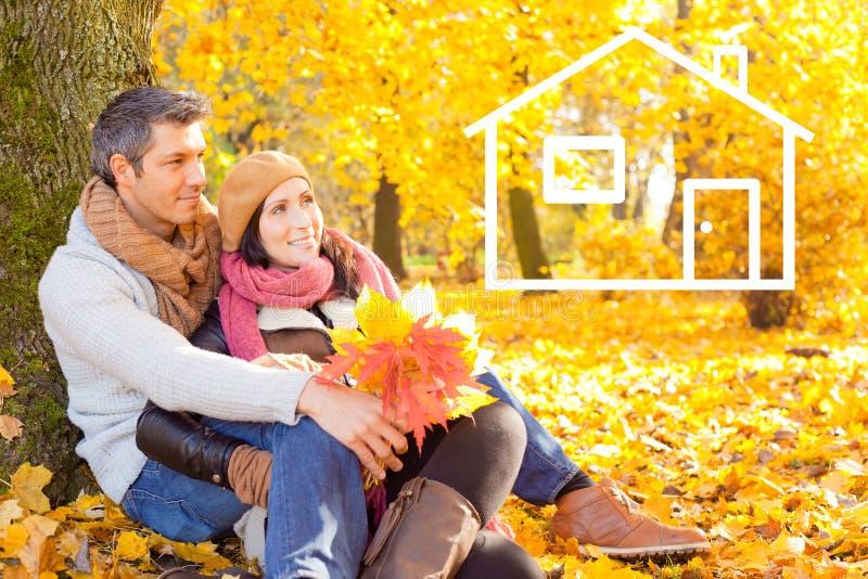 Vida da queda do outono imagem de stock royalty free