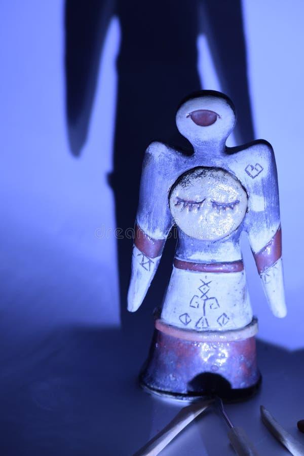 Vida de cerámica de la textura aún fotografía de archivo libre de regalías