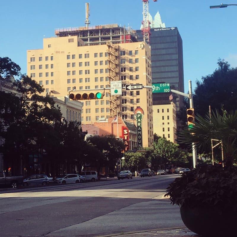 Vida de ciudad imagen de archivo libre de regalías
