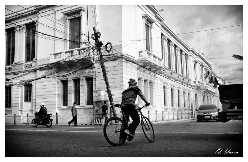vida de la bici foto de archivo libre de regalías