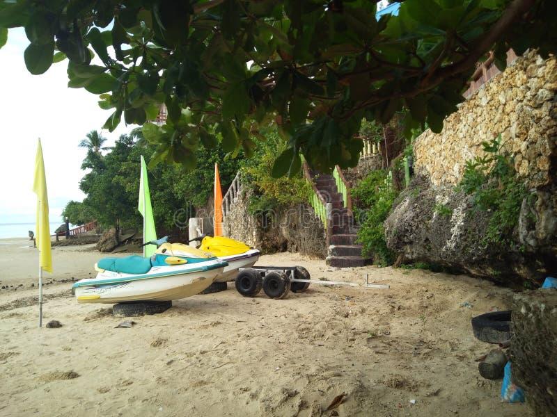 Vida de la isla imagen de archivo libre de regalías