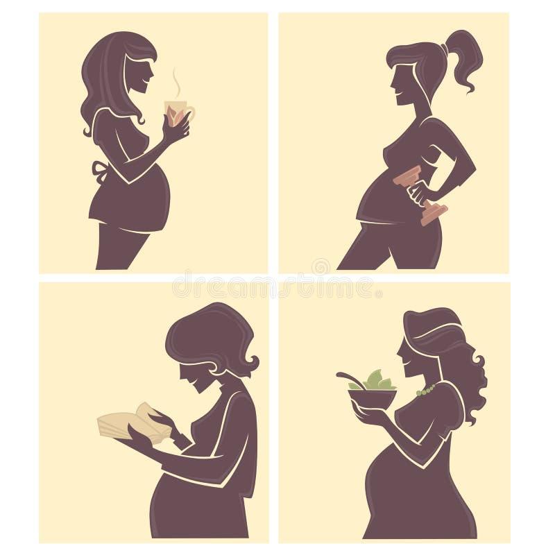 Vida de las mamáes libre illustration