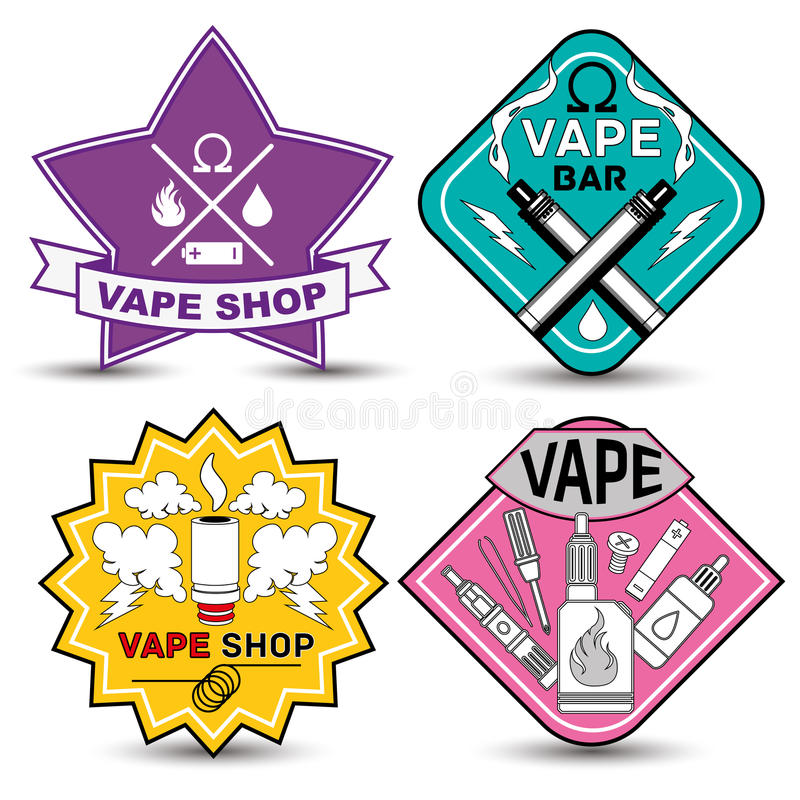 Vida de Vape libre illustration