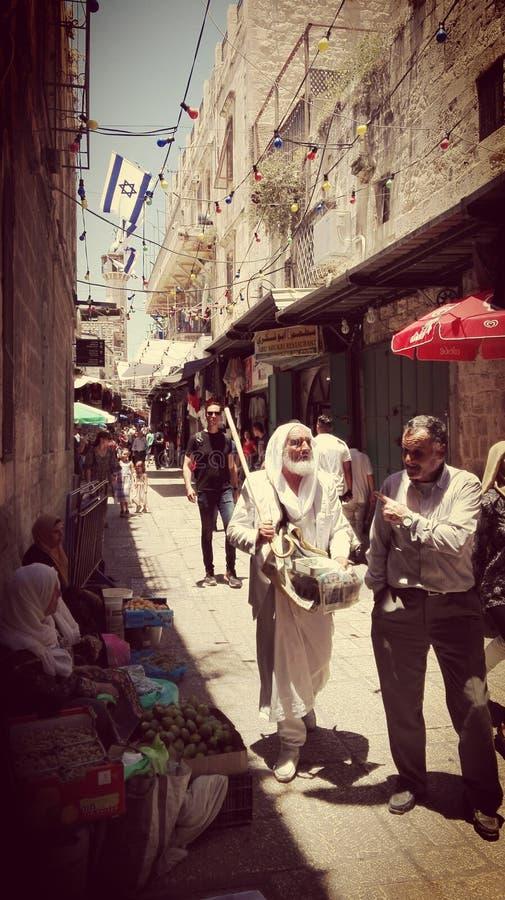a vida em Palestina fotografia de stock royalty free