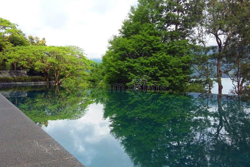 vida na ilha de Formosa imagens de stock
