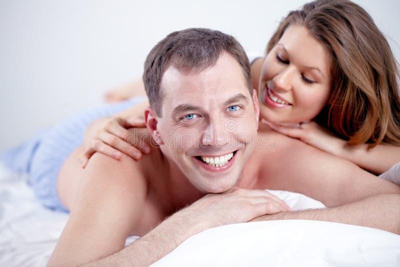 Vida sexual saudável imagem de stock royalty free