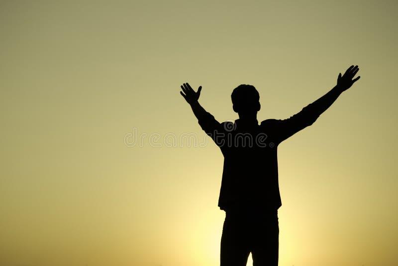 Vida tão boa! imagem de stock