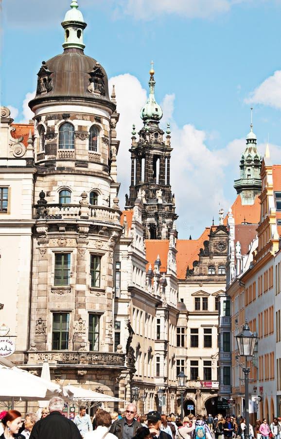 Vida urbana fotografia de stock royalty free