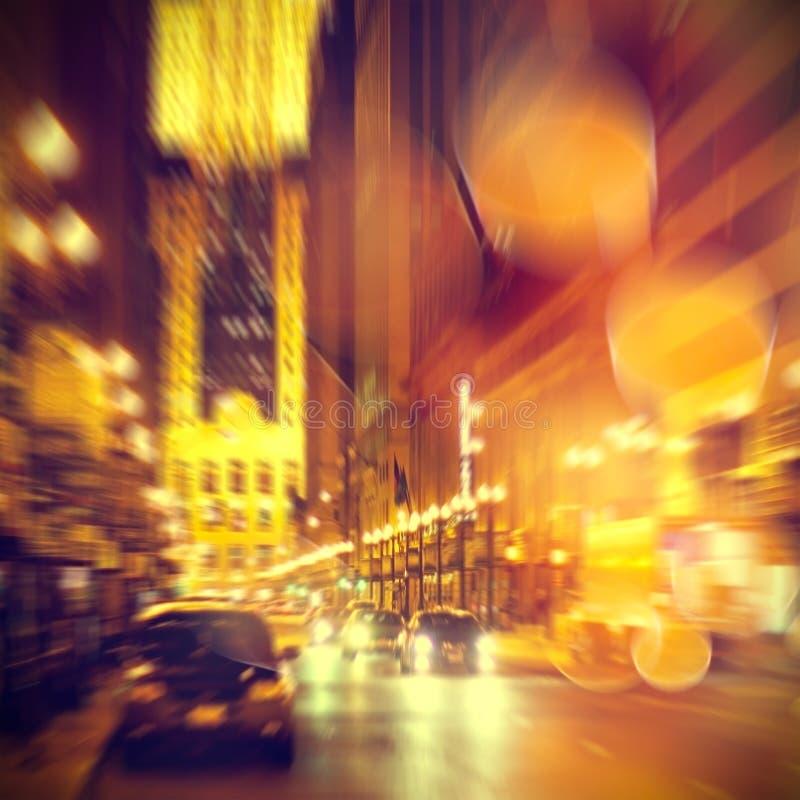 Vida urbana na cidade fotos de stock